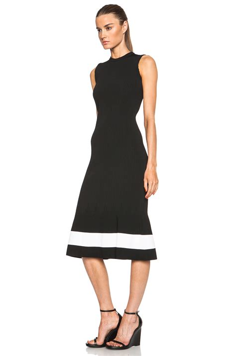 Beckham Sell Outs A Dress Before It Hits The Shop Floor by Beckham Crewneck Dress In Black Lyst