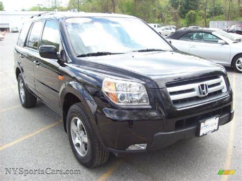 2006 Honda Pilot Ex L by 2006 Honda Pilot Ex L 4wd In Nighthawk Black Pearl
