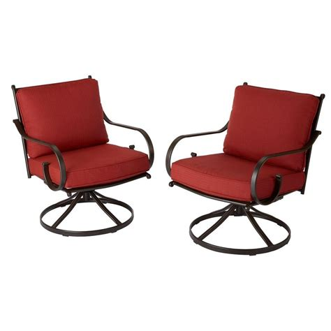c motion patio chair hton bay middletown patio motion lounge chairs with