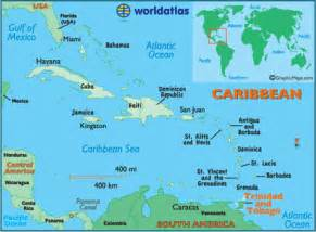 Where Is Trinidad And Tobago Located On The World Map by Trinidad And Tobago Latitude Longitude Absolute And