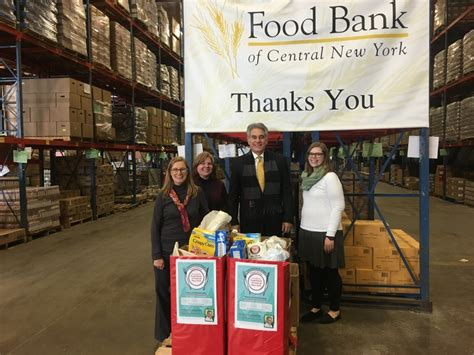 Cicero Food Pantry by New York State Assembly Al Stirpe