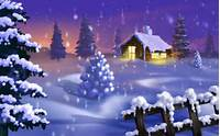 CRACIUN SMS PEISAJE DE Winter Wallpapers
