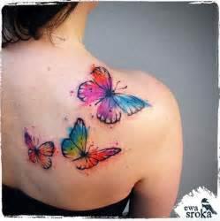 mytattooland com watercolor butterfly tattoo ideas
