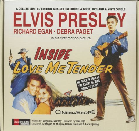 elvis s me tender books elvis inside me tender limited box set