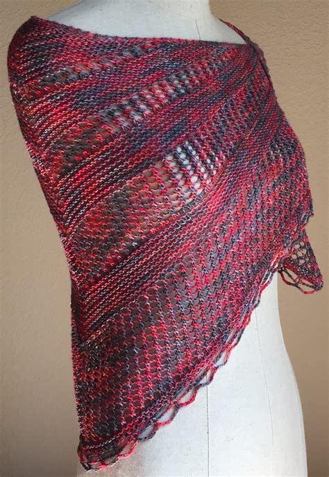 knitting wrap 1 one skein shawl knitting patterns in the loop knitting