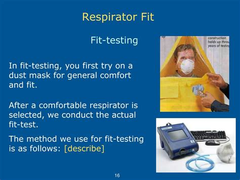 Respiratory Protection Fit Tester Cover Letter by 71 Aiha Cih Study Guide Elcosh Criteria For A Recommended Standard Occupational 58 Best
