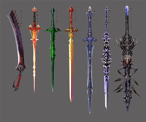 design a zanpakuto game image holy swords png sword art online fanon wiki