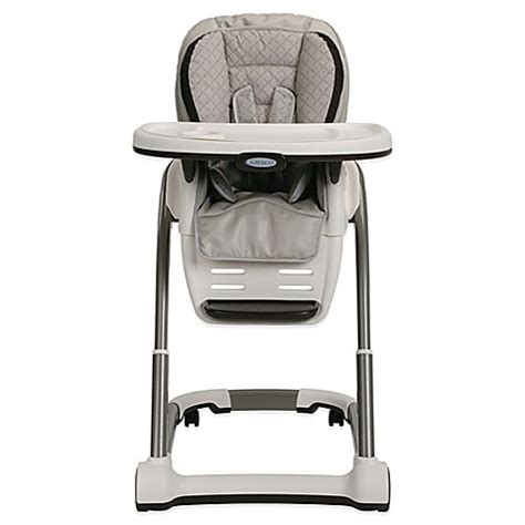 graco high chair blossom graco 174 blossom dlx 4 in 1 high chair seating system in
