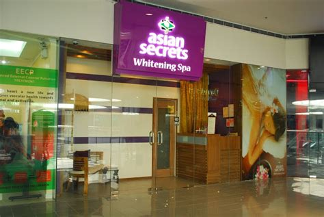 salons in sm north edsa asian secrets whitening spa sm north edsa giveaway
