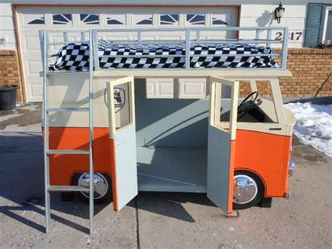 Vw Bus Bed Pinterest Discover And Save Creative Ideas