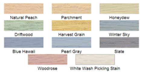 what to wash colors on wood stains and stain colors ridge millwork
