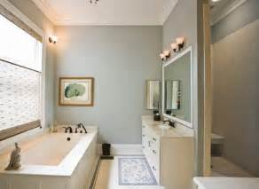 bathroom wall painting ideas benjamin glass slipper its a neutral blue with