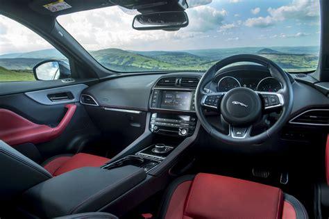 jaguar f pace inside jaguar f pace s 3 0 litre diesel review carwitter