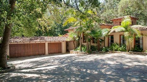 brentwood home of late golden bea arthur for sale