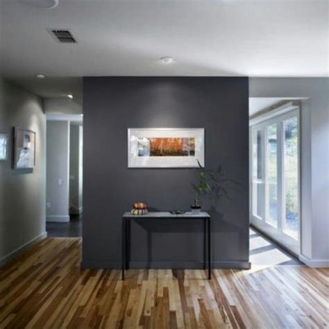 grey accent wall slate grey accent wall home pinterest shades of grey