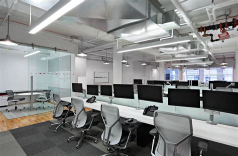 Design Management New York   cool offices winklevoss capital management office in new