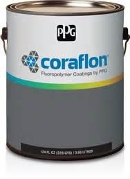 coraflon 174 ads intermix metallic fluoropolymer coating ppg paints