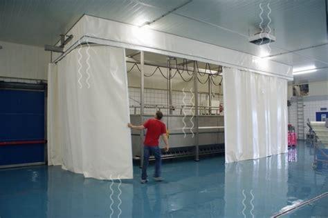 sound curtains industrial vlp flexibele afscheidingen