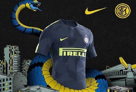 Jersey Inter Milan 3rd Season 17 18 Grade Ori jual jersey inter milan 3rd 17 18 hitam grade ori