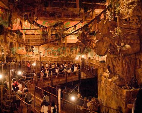 Queue The Photos by Disneysea Indiana Jones Queue Part Of The Queueing Area
