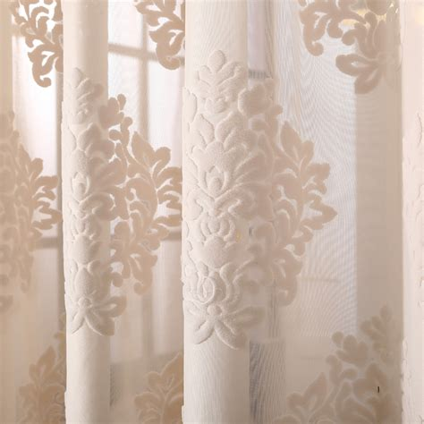 pink tulle curtains 3d stereoscopic europe jacquard translucidus pink tulle
