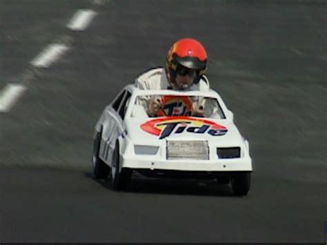 Go Car Racing Nascar Once Had A Go Kart Race With Miniature Nascar Cars