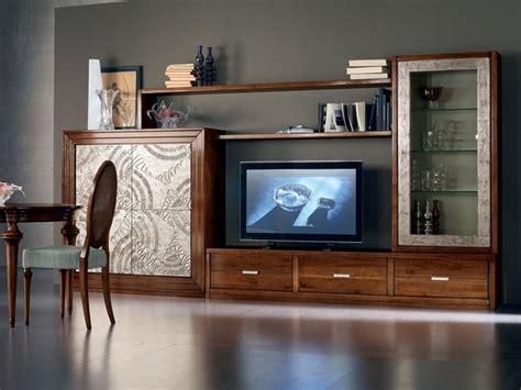 parete attrezzata soggiorno classica consigli per la scelta delle pareti attrezzate classiche