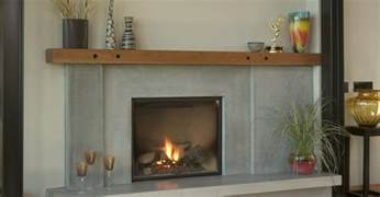 Ideas For Old Bookcases Concrete Fireplace And Fireplace Surrounds The Concrete