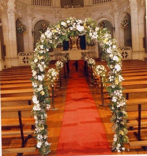 decoracion floral bodas decoracion floral iglesia preparar tu boda es facilisimo