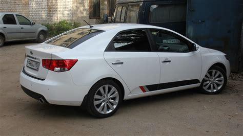 White Kia Cerato Kia Cerato Snow White Pearl 2 0 Drive2