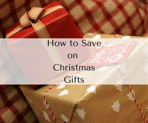 how to save on christmas gifts dual income no kids