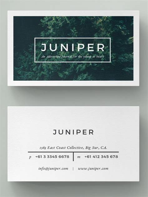 25 best ideas about business cards on
