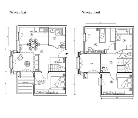 Plan Of Duplex by Small Duplex Plans Studio Design Gallery Best Design