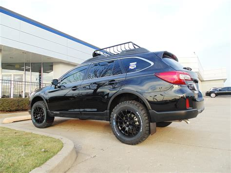 Subaru Outback Integrity Customs