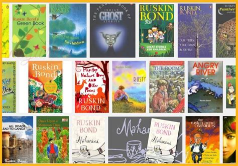 bonds books a window to ruskin bond s characters