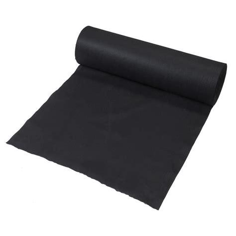 filter fabrics 3 ft x 300 ft black polypropylene non woven filter fabric 35 3 300 the home depot