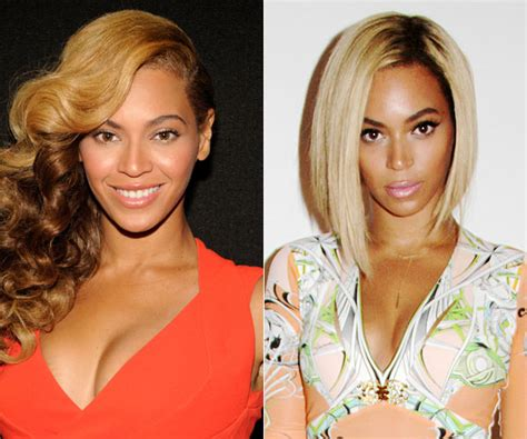 beyonce inverted bob beyonce hair photos beyonce short hair 15 best short hairstyles celebrities with chic short