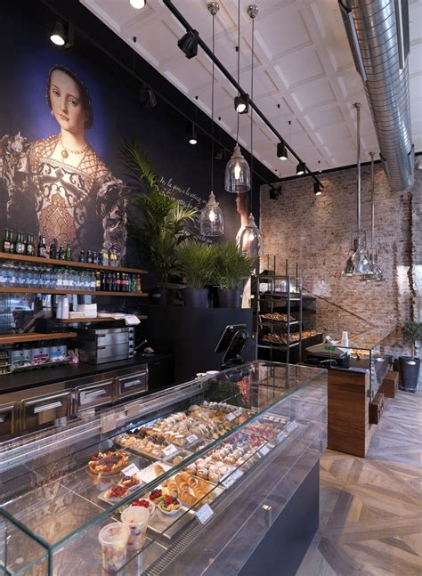 cafe design italy gallery of binario 11 andrea langhi design 1