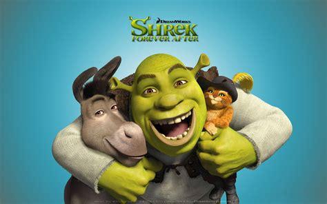 shrek movie shrek forever shrek wallpaper 30165110 fanpop