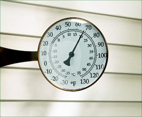 Large Outdoor Thermometer Decorative by Vermont Large Thermometer Traditional Decorative