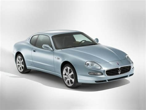 2006 Maserati Coupe by 2006 Maserati Coupe Overview Cars