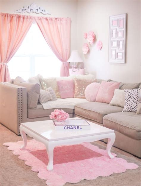 Pink Home Decor by 1000 Ideas About Pink Bedroom Decor On Pinterest Pink