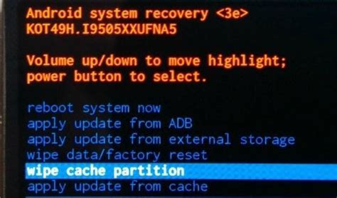 reset android cache how to fix the blue screen of death on samsung galaxy phones