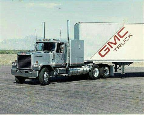 gmc semi truck 28 best ford trucks images on ford trucks