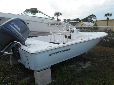 sportsman boats island bay 20 sportsman 20 island bay boats for sale