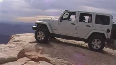 Best Jeep Trails In Moab Moab Ut Jeep Wrangler Top Of The World Trail