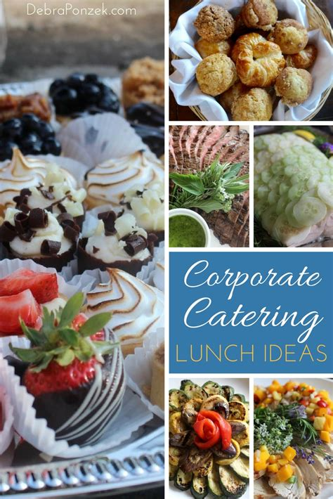 Catering For Lunch lunch ideas for corporate catering in riverside ct debra ponzek for aux delices foods