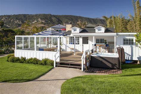 Trulia Blog by Mila Kunis And Ashton Kutcher Buy 10m Santa Barbara Beach