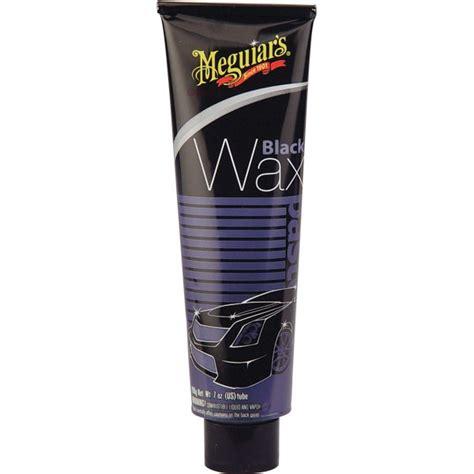 meguiar s 174 black wax tp tools equipment