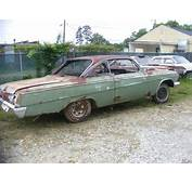 Find Used 1962 Chevy Belair Bubbletop Bubble Top Rare LK